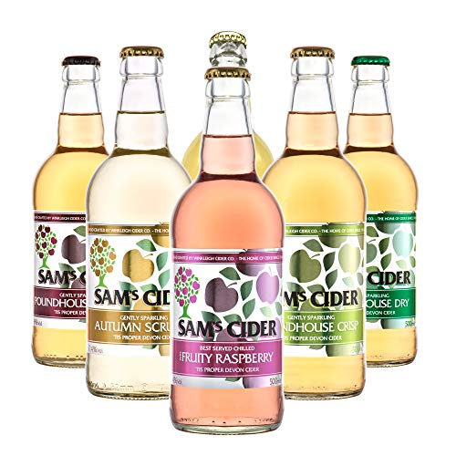 Sams Cider Mixed Selection Case 6 x 500ml Bottles 0 Sams-Cider-Mixed-Selection-Case-6-x-500ml-Bottles-0